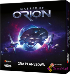 Master of Orion (PL) | Rebel
