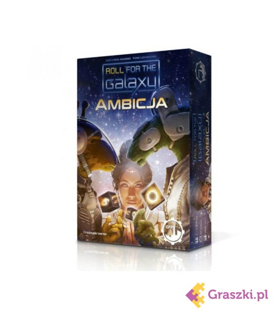 Roll for the Galaxy: Ambicja | GFP