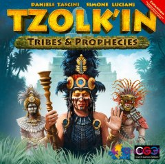 Tzolkin - Tribes & Prophecies (PL) | Rebel