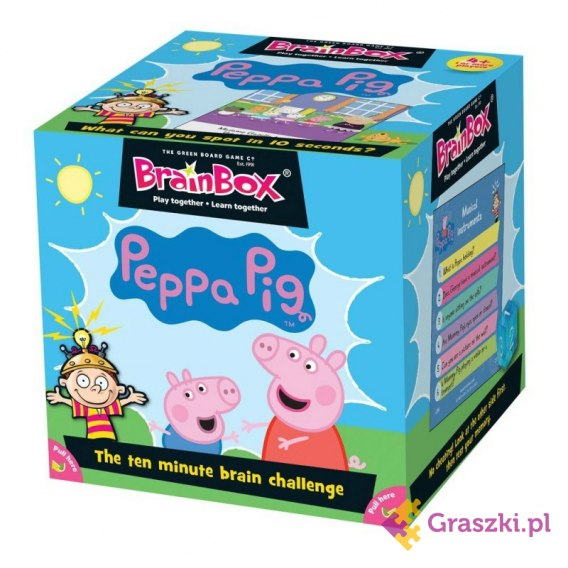 BrainBox Peppa Pig (EN) | Albi