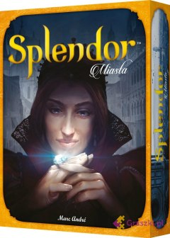 Splendor: Miasta | Rebel