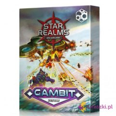Star Realms: Gambit Zestaw | Games Factory