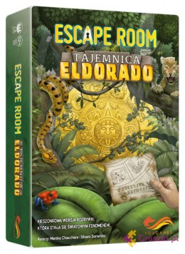 Escape Room: Tajemnica Eldorado