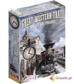 Great Western Trail: Kolej na Północ | Lacerta