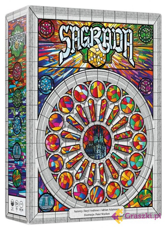 Sagrada (PL)| Fox Games
