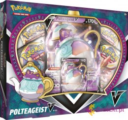 Pokemon TCG: Rebel Clash - VBox May Polteageist
