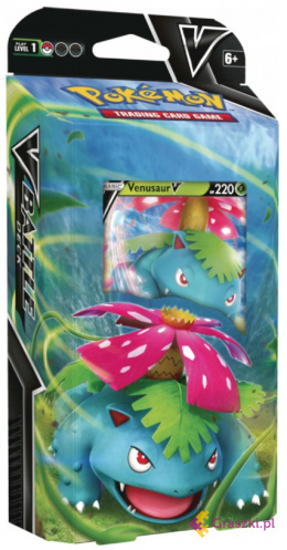 Pokémon TCG: February V Battle Deck Venusaur