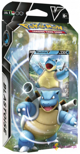 Pokémon TCG: February V Battle Deck Blastoise