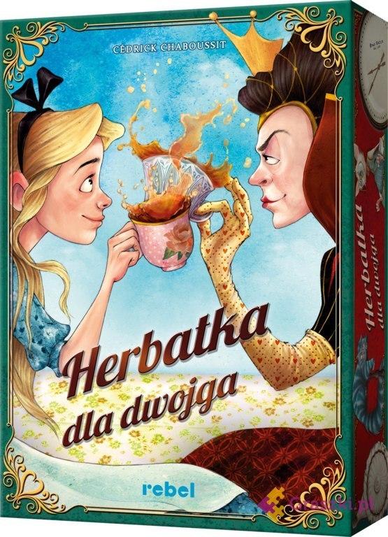 Herbatka dla dwojga